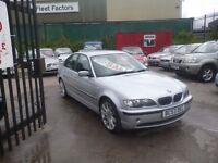BMW 316i SE,1796 cc 4 door saloon,nice clean tidy car,runs and drives very well,Gold service at 90k