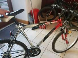 Tiger crossfire mountain bike