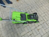 Battery lawn mower 36 volt