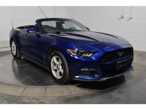 2016 Ford Mustang CONVERTIBLE V6 MAGS