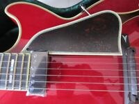 IBANEZ ARCHTOP GB15. BRAND NEW OLD STOCK. VERY RARE.