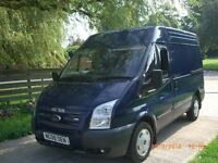 Ford Transit Med High Roof 85 T280 TDCi FWD NO VAT Must be seen