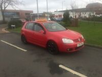 vw golf gt fsi C,ANT GET FINANCE WEE CAN HELP