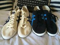 Men's size 9 trainers and football boots for sale