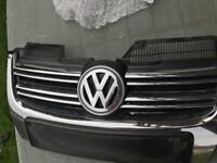 Genuine vw front grill with badge
