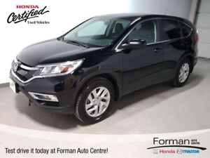 2015 Honda CR-V EX-L|Rmt Start|Htd Leather|Camera|New tires