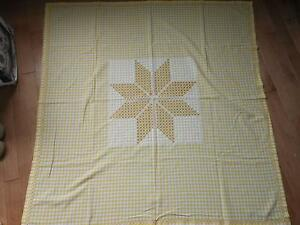 Square Rustic Tablecloth-REDUCED TO $15