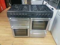 Belling countrychef Dual Fuel Range cooker 100cm width.3 months warranty