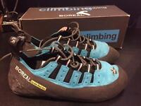 Boreal Joker climbing shoes 11.5