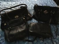 BARGAIN 15 X LADYS QUALITY BAGS AS NEW.