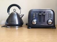 Morphy Richards Accents Kettle and Toaster