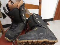 Men's snowboarding boots - Size 7.5