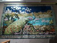 Indian wall rug/tapestry