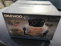 Daewoo new sealed air fryer