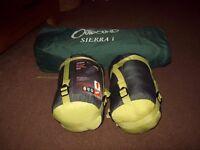2 Man Tent & 2 New Sleeping Bags