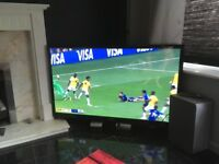 50 inc Samsung Tv HD with Freeview