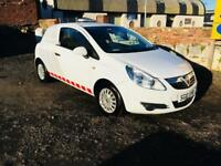Vauxhall corsa van 1.3 Diesel 10 reg good condition superb driver px welcome delivery available