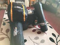 Vango Icarus 500 - 5 berth tent. DAVENTRY-COLLECTION ONLY