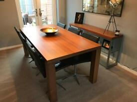 BoConcept Dining Table & Console