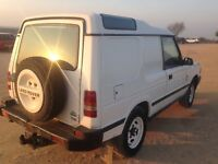Land Rover Discovery Commercial 2.5 Tdi