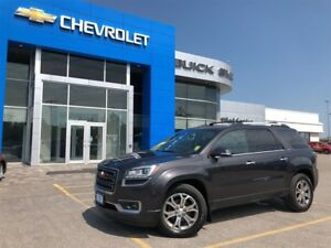 2015 GMC Acadia SLT AWD HOT/COLD SEATS NAV HEADS UP DISPLAY!!!