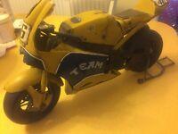 Yamaha racing bike