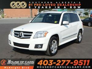 2010 Mercedes-Benz GLK-Class GLK350 4MATIC / Leather / Bluetooth
