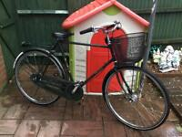 """Raleigh tourist deluxe 7 speed 24"""" frame"""