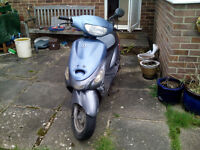 50cc moped spares or repair
