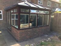 Used conservatory - FREE - Buyer to dismantle