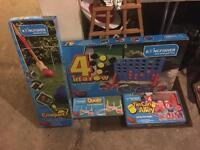 Children's toys - outdoor and indoor