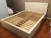 IKEA MALM Kingsize bedframe