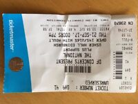 The National Usher Hall Ticket for sale