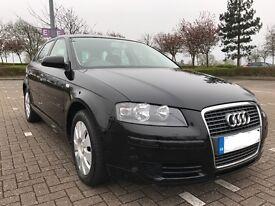 Audi A3 SE only 50,000 miles