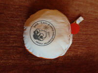 Koo-di Sun and Sleep Infant Carrier Sun Cover (Cream)