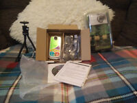 New 1080p, waterproof Digital camera and a joby gorillapod