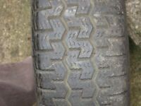 Michelin XZX 155/SR/14 tyre good tread 7mm £20