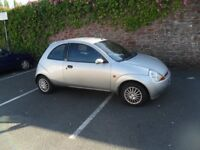 Ford Ka Collection. Very Low mileage. Only 36,000miles.Full service history. New MOT. Silver