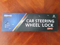 Car Steering Wheel Lock 2x