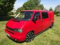 VW Transporter T4 LWB 2.5Tdi Window Van