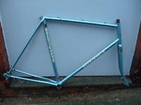 """Vintage Holdsworth Elan frame set Reynolds 531 tubing 22.5"""""""