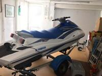 Yamaha wave runner jet ski vx110 low hours