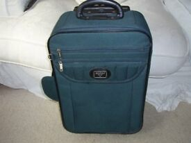 Antler Small Green Suitcase