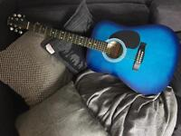 Acoustic Guitar needs a loving home