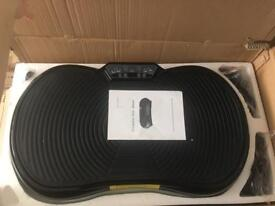 Ultra thin vibraplate in black NEW IN BOX
