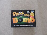 'Pass the Bomb' Board Game