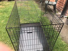 Extra Large Dog Cage, for large breeds