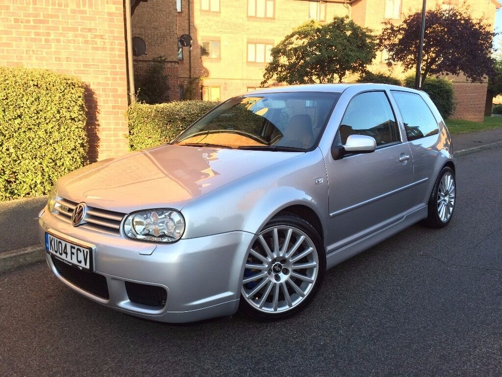 volkswagen golf r32 coupe 6 speed manual 2004 remapped 270bhp reflex silver in hampstead. Black Bedroom Furniture Sets. Home Design Ideas