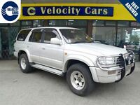 1997 Toyota 4Runner NO ACCIDENTS !128km! TurboDiesel