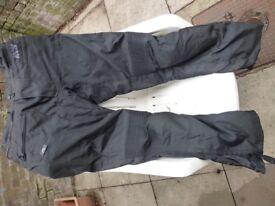 IXS waterproof motorcycle jacket & trousers (Armoured)